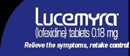 LUCEMYRA (lofexidine) HCP